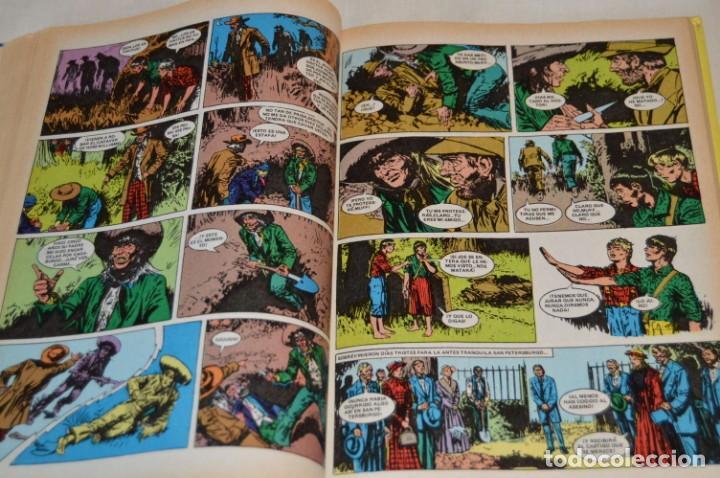 Tebeos: TOMO GRANDES NOVELAS ILUSTRADAS - Núm. 02 - BUEN ESTADO - 1ª Edición - Mayo 1984 - ¡Mira! - Foto 6 - 169218804