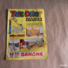 Livros de Banda Desenhada: TELE COLOR Nº 233, EDITORIAL BRUGUERA. Lote 169331684