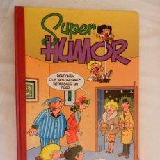 Tebeos: SUPER HUMOR ZIPI Y ZAPE Nº 7 EDICIONES B 1º EDICION 1995 . Lote 169355364