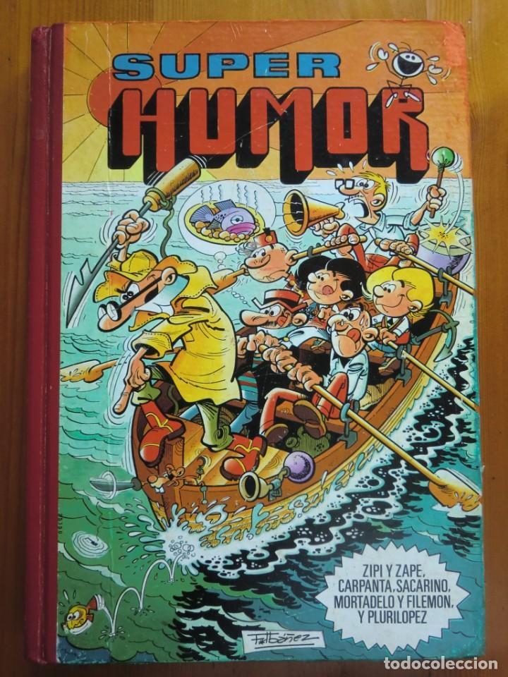 TEBEO SUPER HUMOR VOLUMEN XXXII (1986) DE BRUGUERA (Tebeos y Comics - Bruguera - Super Humor)