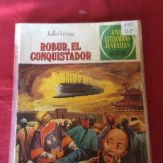 Tebeos: BRUGUERA JOYAS LITERARIAS SERIE VERDE JUVENILES NUMERO 113 NORMAL ESTADO. Lote 169365316