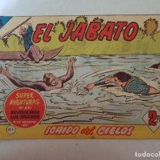Tebeos: EL JABATO. Nº 311. BRUGUERA. ORIGINAL. EST.. Lote 169444040