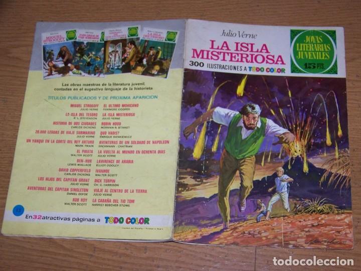 BRUGUERA JOYAS LITERARIAS JUVENILES 13 CON LABERINTO ROJO (Tebeos y Comics - Bruguera - Joyas Literarias)