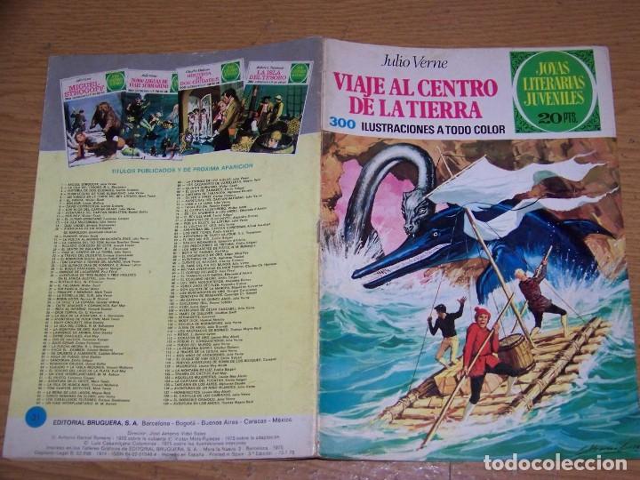 BRUGUERA JOYAS LITERARIAS 21 (Tebeos y Comics - Bruguera - Joyas Literarias)