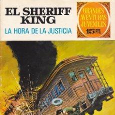 Tebeos: COMIC COLECCION EL SHERIFF KING Nº 23. Lote 169560028