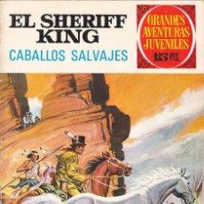 Tebeos: COMIC COLECCION EL SHERIFF KING Nº 32. Lote 169560524