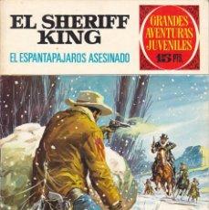 Tebeos: COMIC COLECCION EL SHERIFF KING Nº 40. Lote 169561472