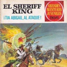 Tebeos: COMIC COLECCION EL SHERIFF KING Nº 68. Lote 169562120