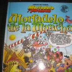 Tebeos: MAGOS DEL HUMOR. Nº 103 . MORTADELO Y FILEMON. MORTADELO DE LA MANCHA. EDICIONES B. . Lote 169575960