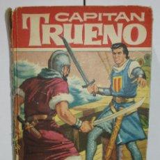 Tebeos: LOS PIRATAS ARGELINOS-EL CAPITAN TRUENO, BRUGUERA 1967, LIBRO/TEBEO, COLECCIÓN HEROES Nº15. Lote 169603160