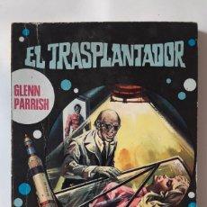 Tebeos: EL TRANSPLANTADOR. GLENN PARRISH. LA CONQUISTA DEL ESPACIO Nº 78.. Lote 169615616