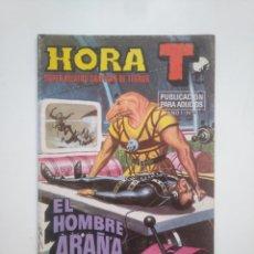 Giornalini: HORA T. Nº 9. EL HOMBRE ARAÑA. EDITORIAL BRUGUERA. TDKC44. Lote 169622432