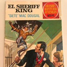Tebeos: SHERIFF KING GRANDES AVENTURAS JUVENILES Nº 22. Lote 169661544