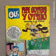 Tebeos: PEPE GOTERA Y OTILIO N°22 (BRUGUERA, 1971). CHAPUCEROS DE VÍA ESTRECHA. COLECCIÓN OLÉ!. Lote 169703825