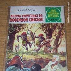 Tebeos: BRUGUERA JOYAS LITERARIAS JUVENILES 165. Lote 169759816