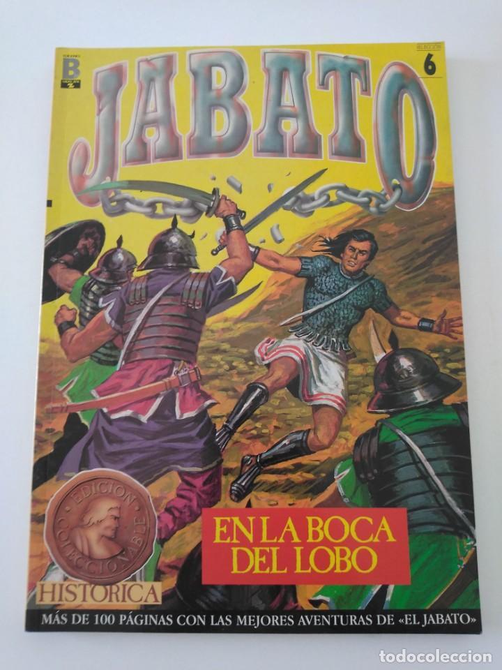 EL JABATO SELECCIÓN EDICIÓN HISTÓRICA NÚMERO 6 (Tebeos y Comics - Bruguera - Jabato)