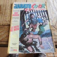 Tebeos: JABATO COLOR Nº 52 SEGUNDA EPOCA. Lote 169811752