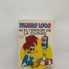 Tebeos: MINI INFANCIA PAJARO LOCO 1 EDICION 1970. Lote 169813569