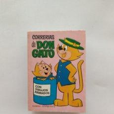 Tebeos: MINI INFANCIA DON GATO 1 EDICION 1970. Lote 169814226