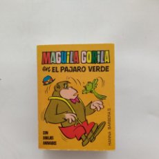 Tebeos: MINI INFANCIA MAGUILA GORILA 1 EDICION 1972. Lote 169814700