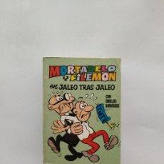 Tebeos: MINI INFANCIA MORTADELO Y FILEMON 1 EDICION 1971 BRUGUERA. Lote 169814882