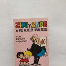Tebeos: MINI INFANCIA ZIPI Y ZAPE 1 EDICION 1973. Lote 169815601