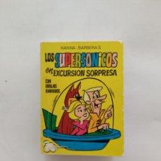 Tebeos: MINI INFANCIA LOS SUPERSONICOS 1 EDICION 1970 BRUGUERA. Lote 169815922