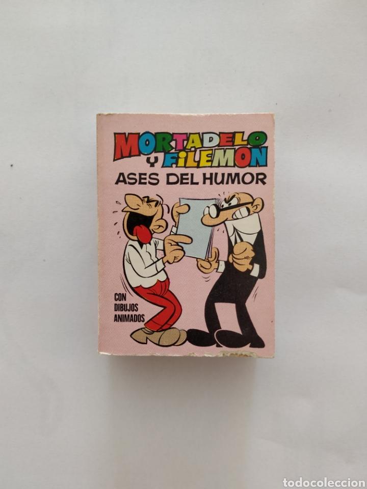MINI INFANCIA MORTADELO Y FILEMON 1ª EDICION 1971 BRUGUERA (Tebeos y Comics - Bruguera - Otros)