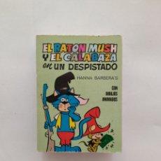 Tebeos: MINI INFANCIA EL RATON MUSH Y EL CALABAZA 1 EDICION 1972. Lote 169816820
