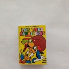 Tebeos: MINI INFANCIA LOS TRES CABALLEROS 1 EDICION 1972. Lote 169818476