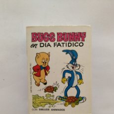 Tebeos: MINI INFANCIA BUGS BUNNY 1 EDICION 1970. Lote 169822896