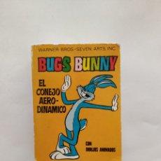 Tebeos: MINI INFANCIA BUGS BUNNY 1 EDICION 1971. Lote 169823344
