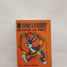 Tebeos: MINI INFANCIA BUGS BUNNY 1 EDICION 1970. Lote 169823472