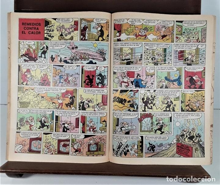 Tebeos: COLECCIÓN OLÉ. MORTADELO Y FILEMÓN. 40 EJEMP. EDIC. BRUGERA. BARCELONA. 1980/1991. - Foto 5 - 169906724