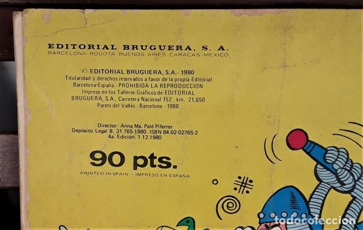 Tebeos: COLECCIÓN OLÉ. MORTADELO Y FILEMÓN. 40 EJEMP. EDIC. BRUGERA. BARCELONA. 1980/1991. - Foto 8 - 169906724