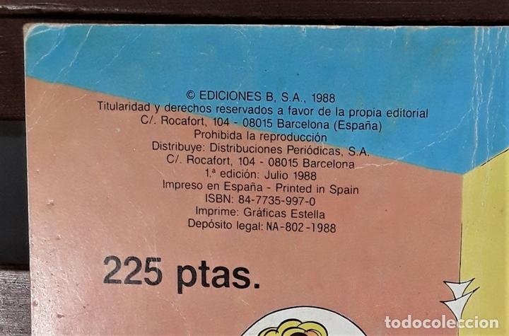 Tebeos: COLECCIÓN OLÉ. MORTADELO Y FILEMÓN. 40 EJEMP. EDIC. BRUGERA. BARCELONA. 1980/1991. - Foto 9 - 169906724