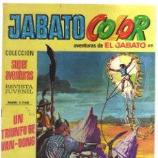 Tebeos: JABATO UN TRIUNFO DE VAN-DONG AÑO VIII. Lote 170082388