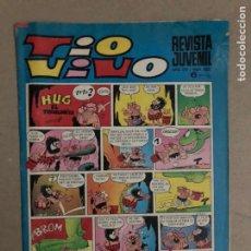 Tebeos: TÍO VIVO N° 533 (BRUGUERA 1971).. Lote 170127373