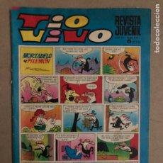 Tebeos: TÍO VIVO REVISTA JUVENIL N° 571 (BRUGUERA 1972).. Lote 170127428