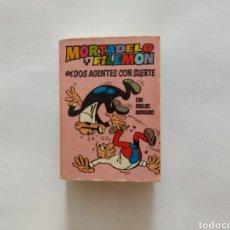 Tebeos: MINI INFANCIA MORTADELO Y FILEMON 1ª EDICION 1971 BRUGUERA. Lote 170177890