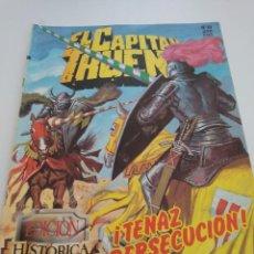 Tebeos: EL CAPITÁN TRUENO EDICIÓN HISTÓRICA NÚMERO 89. Lote 170200364