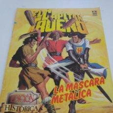 Tebeos: EL CAPITÁN TRUENO EDICIÓN HISTÓRICA NÚMERO 90. Lote 170200564