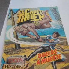 Tebeos: EL CAPITÁN TRUENO EDICIÓN HISTÓRICA NÚMERO 92. Lote 170201716