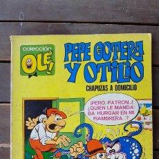 Tebeos: OLÉ N°1 1971 PEPE GOTERA Y OTILIO CHAPUZAS A DOMICILIO. Lote 170213885