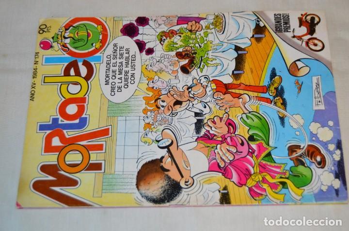Tebeos: LOTE 8 TEBEOS - Mortadelo y Filemón, Zipi y Zape, Brugue- Landia - Hay EXTRA y ESPECIALES - Años 80 - Foto 24 - 170214144