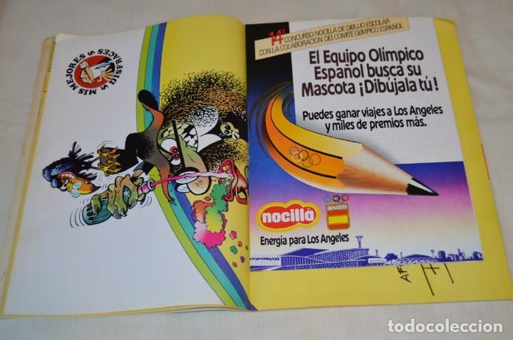 Tebeos: LOTE 8 TEBEOS - Mortadelo y Filemón, Zipi y Zape, Brugue- Landia - Hay EXTRA y ESPECIALES - Años 80 - Foto 26 - 170214144