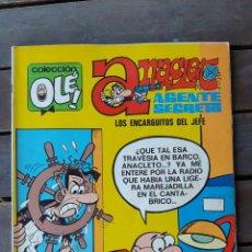 Tebeos: OLÉ N°41 1971 ANACLETO AGENTE SECRETO LOS ENCARGUITOS DEL JEFE. Lote 170217885