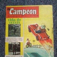 Tebeos: EL CAMPEÓN Nº 95 - D35. Lote 170283052