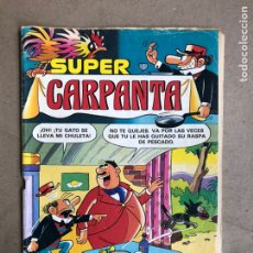 Tebeos: SUPERCARPANTA N° 50 ( BRUGUERA 1981).. Lote 170322234