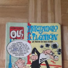 Tebeos: COMIC COLECCION OLE 1ª EDICION MORTADELO Y FILEMON ¡ DE NUEVO EN EBULLICION! Nº 5. Lote 170339204